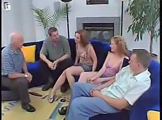 Groupsex Swingers Wife Orgy