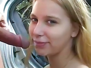 Blowjob Car Outdoor Russian Car Blowjob Outdoor