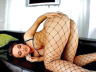 Ass Babe Cute Fishnet Lingerie Cute Ass Babe Ass Fishnet Lingerie