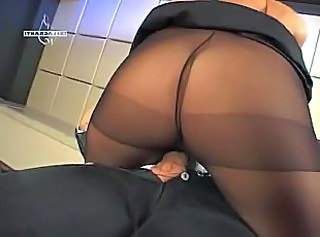 Ass Pantyhose Riding Pantyhose Nylon