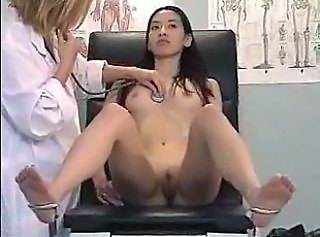 Asian Doctor Lesbian Pussy Shaved Small Tits Uniform Asian Lesbian Tits Office Office Lesbian Office Pussy
