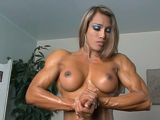 Amazing Asian  Muscled Thai Milf Asian