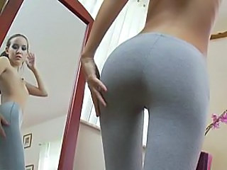 Amazing Ass Cute Small Tits Teen Son