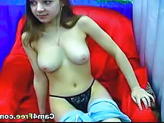 Cute Panty Stripper Webcam Webcam Cute