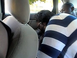 Blowjob Car Clothed Ebony Glasses Ebony Ass Bbw Blowjob Car Blowjob