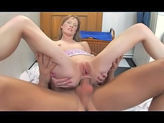 Amazing Anal Cute Hardcore Pussy Riding Shaved Small Tits Cute Anal Riding Tits