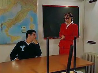 Amazing European Glasses Italian  School Teacher Milf Anal Glasses Anal Italian Milf Italian Anal Milf Ass Italian