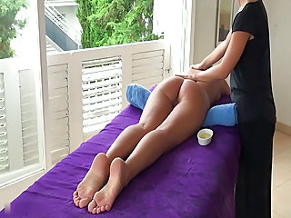 Ass Massage  Oiled Massage Milf Massage Oiled Oiled Ass Milf Ass