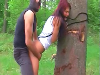 Cute Doggystyle Forced Hardcore Outdoor Redhead Outdoor Kinky Forced