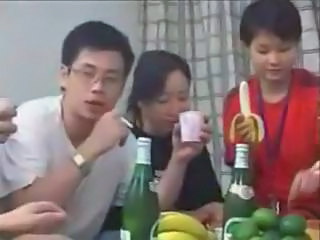 Amateur Chinese Drunk Party Chinese Drunk Party Amateur