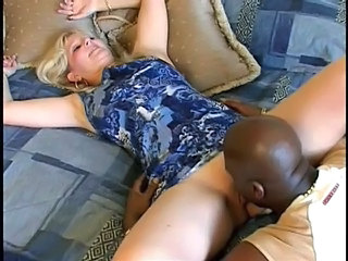Interracial Licking
