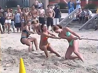 Beach Funny Sport Student College