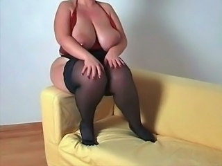 Bus Bbw Milf Plumper Stockings Milf Stockings
