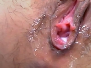 Clit Creampie Hairy Pussy Hairy Creampie Pussy Creampie