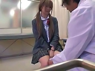 Amazing Doctor Pornstar Skirt Student Teen Uniform Young Doctor Teen