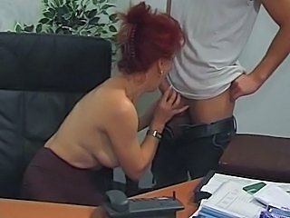 Blowjob Mature Office Redhead  Tits Office Blowjob Mature Tits Job Mature Blowjob