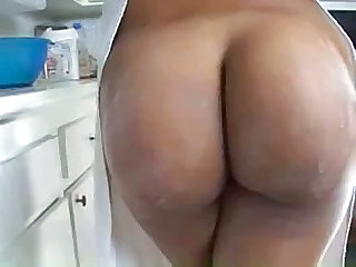 Ass Kitchen  Oiled Ass Milf Ass