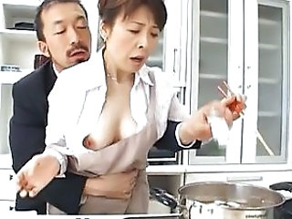 Asian Kitchen Mature Asian Mature Kitchen Mature Mature Asian