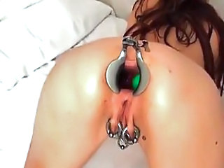 Babe Fetish Insertion Piercing Insertion
