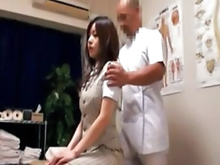 Asian Doctor  Uniform Milf Asian