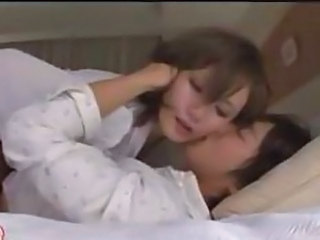 Asian Kissing  Pornstar Milf Asian