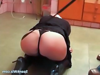 Brunette Mature Pain Spanking