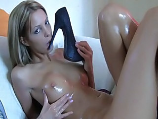 Insertion High Heels Insertion