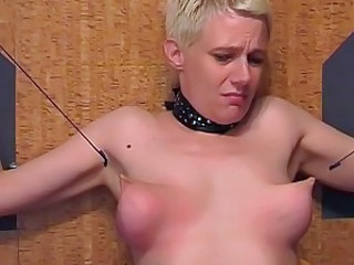 Bdsm Nipples Pain Slave Bdsm German