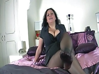 Mature big tits pantyhose pity, that