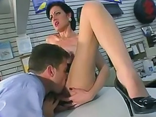 Legs Licking  Office Ass Licking Milf Ass Milf Office Office Milf