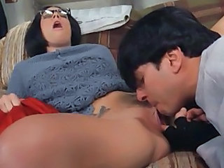Clothed Glasses Licking  Orgasm Pussy Ass Licking Pussy Licking Milf Ass