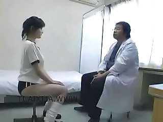 Asian Cute Doctor Student Uniform Cute Asian Schoolgirl