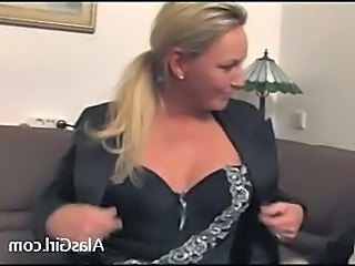 Blonde  Office Secretary Milf Office Office Milf