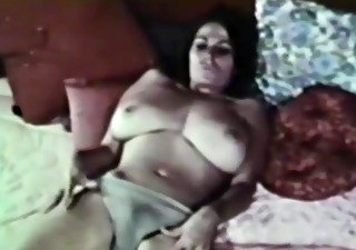 Big Tits Natural Solo Vintage Striptease