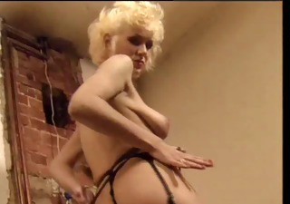 Blonde British Erotic European  Vintage British