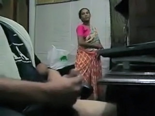 Handjob Indian Maid Masturbating