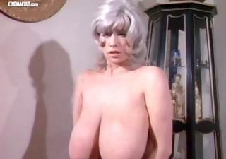 Big Tits Cute  Natural Pornstar  Vintage