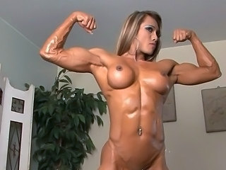 Asian  Muscled Thai Milf Asian