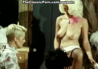 Big Tits Licking  Natural Pornstar Threesome Vintage