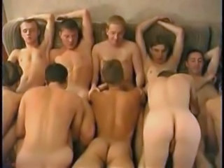 Gay Russian Orgy