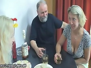 Daddy Drunk Family Mature Drunk Mature Daddy Family