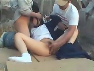 Asian Forced Hairy Hardcore Japanese Outdoor Pussy Threesome Outdoor Hairy Japanese Japanese Hairy Threesome Hardcore Forced