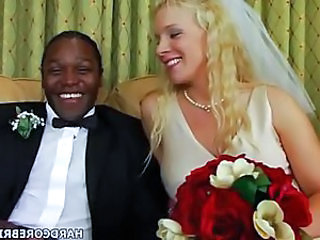 Bride Hardcore Interracial  Bride Sex