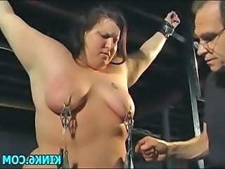 Bdsm Nipples Pain Slave Bdsm