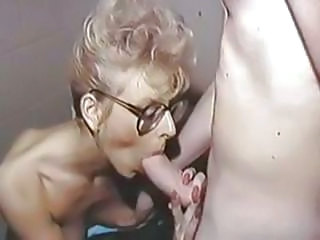 Blowjob Glasses  Vintage Blowjob Milf Milf Ass Milf Blowjob