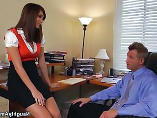 Amazing  Office Secretary Milf Office Office Milf