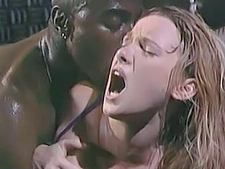 Hardcore Interracial Pornstar Vintage