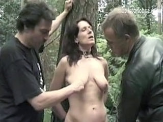 Fetish Slave Tied