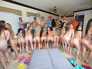Ass Orgy Party Tattoo Orgy Student Party Orgy Party