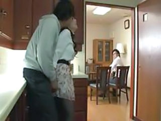 Asian Japanese Kitchen  Sister Japanese Milf Milf Asian